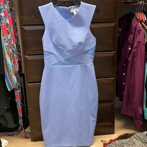 Ted Baker lilac dress in size 1
